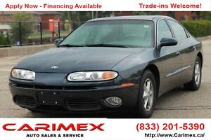 2001 Oldsmobile Aurora 3.5 ONLY 133K | Clean | CERTIFIED