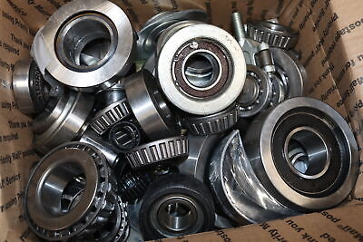 Lot Of Assorted Bearings 39 Lbs.