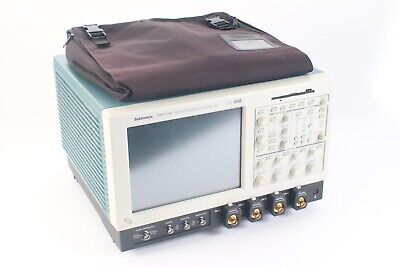 Tektronix Tds7154 1.5 Ghz 20 Gss Digital Phosphor Oscilloscope Opt 1m Tds-7154