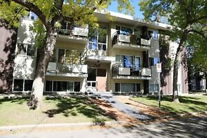 2 BED, 1 BATH CONDO W/DEDICATED PARKING IN PLEASANTVIEW