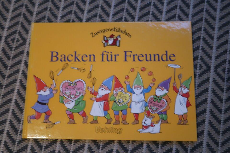 Zwergenstübchen, Backen für Freunde, Vehling Verlag in Nordrhein-Westfalen - Velbert