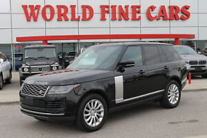 2018 Land Rover Range Rover 5.0L V8 Supercharged | Accident Free