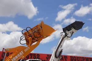 New Jobcat Forklifts & Telehandlers AS926 high 5.5m+Forkift