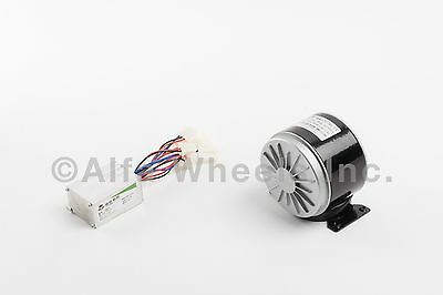 250w 24v Dc Electric Motor 1016 Kit W Speed Controller