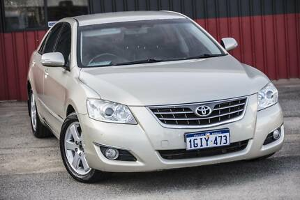 2007 Toyota Aurion Prodigy Auto MY08 Welshpool Canning Area Preview