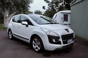 2012 Peugeot 3008 Active 2.0 Hdi 6 Sp Automatic