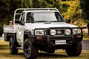 2009 Nissan Patrol DX GU 6 Manual 4x4 MY09 Carlisle Victoria Park Area Preview