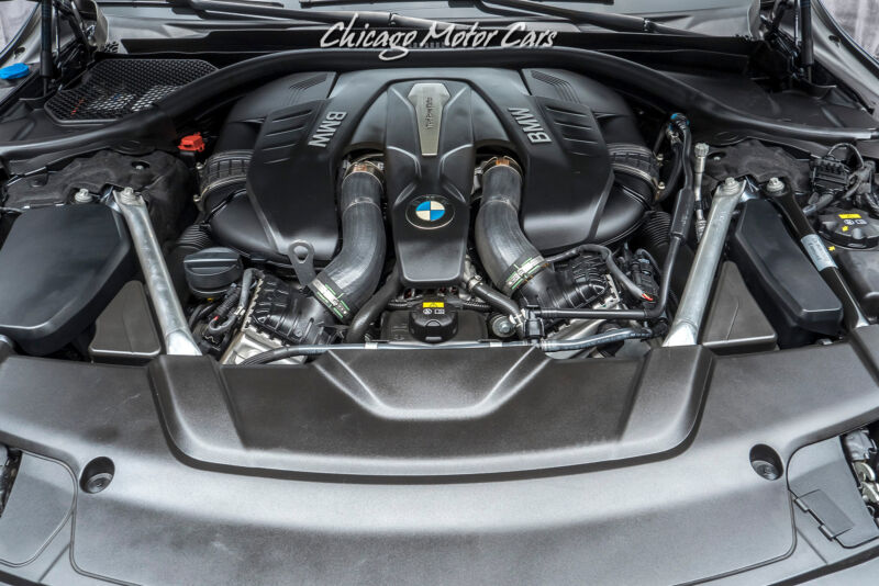 Image 22 Voiture Européenne d'occasion BMW 7-Series 2018