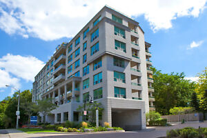 2 Bedroom Condo-Inspired Apartment- North York-DVP/Brookbanks Dr