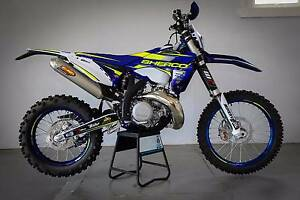 2016 Sherco 300 2T Factory Tamworth Tamworth City Preview
