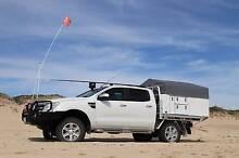 CameronCanvas DELUXE Slide-On Dual Cab Camper EXCELLENT CONDITION Para Hills West Salisbury Area Preview