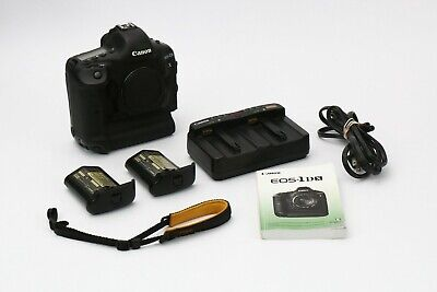 Canon EOS 1DX 1D X 18.1MP Digital SLR Camera - shutter count ~39k - EXTRA LP-E4N