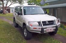 2005 Mitsubishi Pajero NP: Lift Kit ARB BullBar UHF extractors + Hillcrest Logan Area Preview