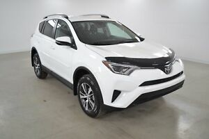2018 Toyota RAV4 LE awd demo, mag, bluetooth