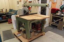 Dewalt radial arm saw and attachments West Gosford Gosford Area Preview