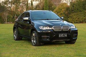 2012 BMW triple turbo X6 M50d  SUV Yatala Vale Tea Tree Gully Area Preview