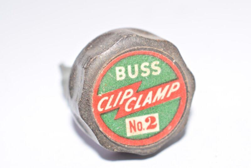 NEW, BUSS, Clip Clamp, No.2