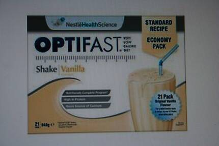 OPTIFAST 1/2 PRICE SHAKES & BARS Concord Canada Bay Area Preview