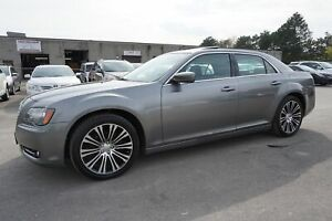 2012 Chrysler 300 S-TYPE V6 CERTIFIED 2YR WARRANTY *NO ACCIDENT*