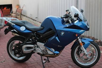 BMW F800 TS 2007