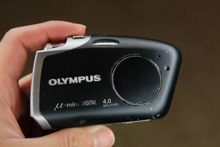 For Sale:  Olympus µ-mini Digital Camera 4MP