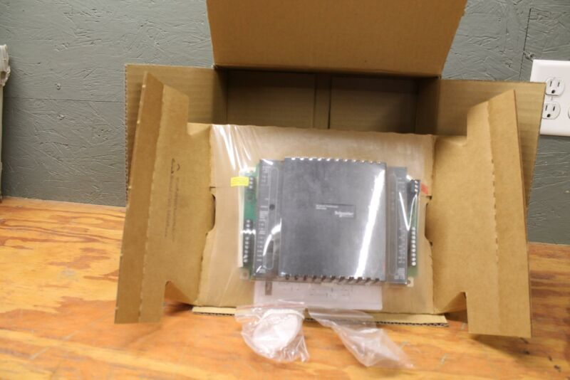 I2853 SCHNEIDER ELECTRIC ANDOVER CONTROLS TERMINAL CONTROLLER 24VAC 4INPUTS 1OUT