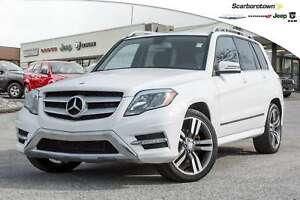 2013 Mercedes-Benz GLK-Class GLK 350 4MATIC+20ALLOYS+LTHR+MORE