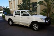 2011 Toyota Hilux Ute 4x4 - One Owner - Lots of extras Newcastle Newcastle Area Preview