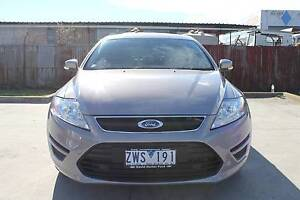 FROM ONLY $56 P/WEEK ON FINANCE* 2013 FORD MONDEO LX TDCi H/BACK Campbellfield Hume Area Preview