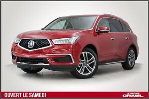 2018 Acura MDX DEMOSTRATEUR  Technology Package