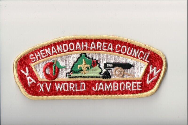 1983 Shenandoah Area Council World Jamboree JSP