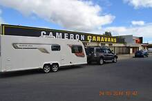As New Bailie Unicorn Caravan $18,000.00 off new price Bellevue Heights Mitcham Area Preview