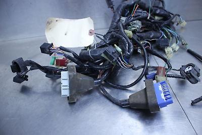 98-01 Interceptor VFR800 Main Engine Wiring Harness Loom
