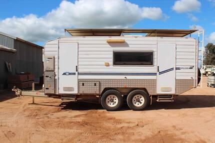 2012 Explorex off-road caravan