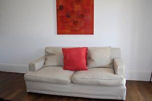 Beautiful solid sofa Mosman Mosman Area Preview