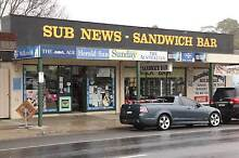 Sub Newsagent/ Sandwich Bar & Convenience Store and 3 Bed House Beaconsfield Cardinia Area Preview
