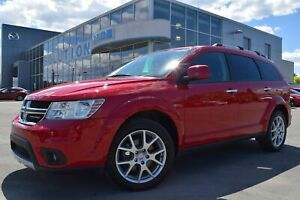 2015 Dodge Journey R/T/CUIR/DVD/NAVIGATION/BAS KM