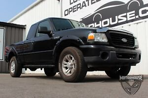 2008 Ford Ranger Sport CLEAN CARPROOF | 4X4 | NO ACCIDENTS