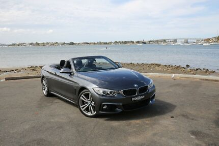 2014 BMW 435i F33 Convertible 2dr Spts Auto 8sp 3.0T