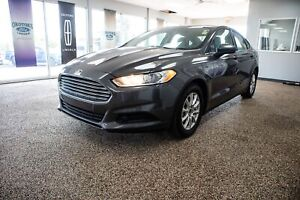 2016 Ford Fusion S 2.5L I4 IVCT, A/C, CRUISE CONTROL, REMOTE...