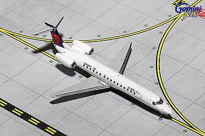 Gemini Jets Delta Air Lines Embraer ERJ-145 GJDAL1524 1/400 REG#N564RP. New