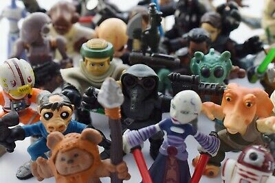 STAR WARS GALACTIC HEROES FIGURES SELECTION - MANY TO CHOOSE FROM!!     MOD C