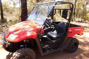 2012 Kymco UXV 500 BUGGY 4X4 97kms Near New Middle Swan Swan Area Preview