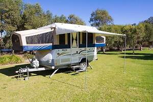 'Dory' is for hire - She is our family Jayco Dove Outback Aubin Grove Cockburn Area Preview