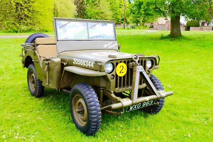 Wanted Any WW2 WILLYS MB or FORD GPW Jeep Complete or Parts Kambah Tuggeranong Preview