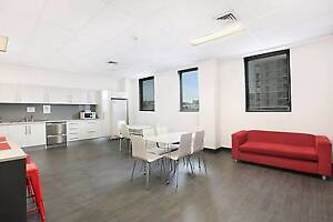 Large furnished office 30 people + Manager's lockable office Newcastle Newcastle Area Preview