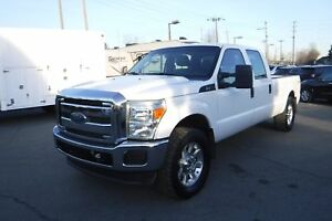 2015 Ford F-250 Xl Sd Crew Cab Long Box 4WD