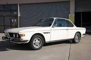 1972 BMW E9 3.0 CSI Coupe Fyshwick South Canberra Preview