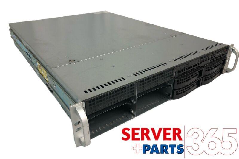 SuperMicro 2U CSE-825 Rackmount Server CTO Chassis