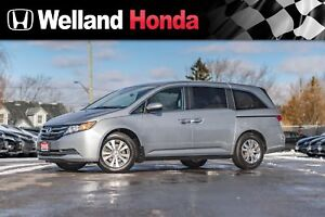 2016 Honda Odyssey EX-L w/RES - CERTIFIED PRE-OWNED!!